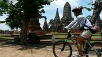 Bangkok to Ayutthaya by Road Bicycle, Bangkok, Historical & Heritage Tours