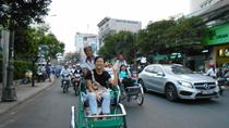 Saigon by Night: Cyclo Ride including Dinner on cruise, Ho Chi Minh City, Day Trips