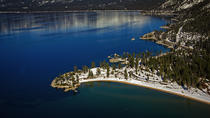 Sand Harbor Tour, Lake Tahoe, Helicopter Tours