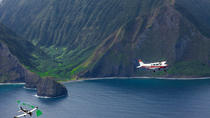 90 Minute Molokai Discovery Flight: 1 Low Price for up to 3 People: You Can Fly!, Maui, Air Tours