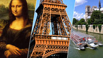 Skip the Line: Eiffel Tower Summit, Louvre Museum and Cruise, Paris, null