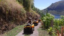 ATV Rando Quad Tour, Moorea, 4WD, ATV & Off-Road Tours