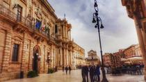 Private Transfer tour from Taormina to Agrigento or Palermo through the Baroque, Taormina, Private ...