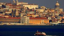 Downtown Lisbon Walking Tour, Lisbon, Private Sightseeing Tours