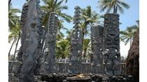 Kona History Tour, Place of Refuge, Coffee Plantation & Painted Church, Big Island of Hawaii, ...