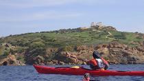 Small-Group Athens Sea Kayak Tour to the Temple of Poseidon, Athens, Kayaking & Canoeing