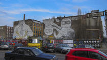 5-Hour Private Berlin Van Tour: Street Art Multi-Culture And Modern Lifestyle of Kreuzberg, Berlin, ...