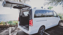Domestic private transfer, arrival departure, airport hotel cruise rental, Papeete, Airport &...