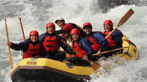 Duck N Dive Combo Sky Diving y rafting en aguas bravas, Taupo, White Water Rafting