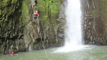 Adventure Rappel Tour and Transfer to Arenal from San Jose, San Jose, Adrenaline & Extreme