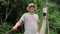 Running and Hiking Tour to Manuel Antonio, San Jose, Nature & Wildlife
