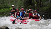 White Water Rafting on the Way to Arenal from San Jose, San Jose, Hop-on Hop-off Tours