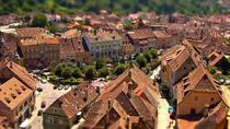 Day Tour from Brasov to Romanian Villages of Feldioara, Viscri and Sighisoara Including Church on ...