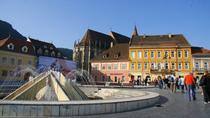 From Sibiu: Day Tour to Brasov, Sibiu, Day Trips