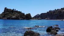 Taormina Coastline and Isola Bella Boat Tour