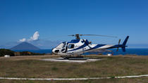 Tour in elicottero sull'Etna, Taormina e isole Eolie, Taormina, Helicopter Tours