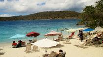 Coki Beach Snorkeling with Round-Trip Transport, St Thomas