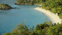 St John Island and Trunk Bay Beach Tour, Cruz Bay, Kayaking & Canoeing