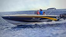 Bandit Private Speed Boat Half Day, St Lucia, Jet Boats & Speed Boats