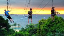 MegaZip Adventure Park Zipline on Sentosa Island, Singapore, Sightseeing & City Passes