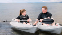 Mornington Combo: Port Phillip Bay Guided Kayak Tour with Peninsula Hot Springs Pass, Schiereiland ...