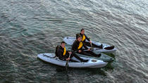 Port Phillip Bay Kayak Hire and Mornington Peninsula Hot Springs Admission, Mornington Peninsula, ...