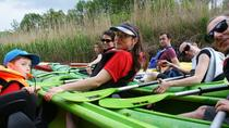 Kayak trip through Kashubian Switzerland, Gdansk, Kayaking & Canoeing