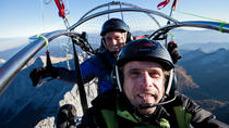 Tandem Powered Paragliding over Bled Lake, Bled, Adrenaline & Extreme