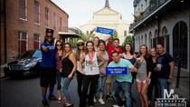 The New Orleans Five in One Extravaganza Tour, New Orleans, Walking Tours