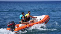 Escursione a bordo di St Kitts: Mini Speedboat Snorkel Adventure, St Kitts, Ports of Call Tours