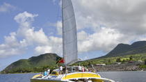 St Kitts  Deluxe Catamaran  Snorkeling Tour With Lunch, St Kitts