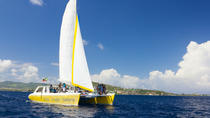St Kitts Full Day Catamaran to Nevis, St Kitts, Catamaran Cruises
