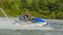 Two-Hour Twin Jet Ski Island Safari on the Gold Coast, Gold Coast, Waterskiing & Jetskiing