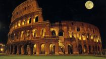 Colosseum Under the Moon Including Underground and Arena Floor, Rome, Night Tours
