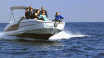 Barcelona Motorboat Tour including Water Toys, Barcelona, Other Water Sports
