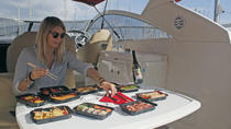 Luxury Yacht Tour with Professional Skipper and Tapas Menu from Barcelona, Barcelona, Brunch Cruises