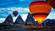 1-hour Hot Air Balloon Flight Over the Fairy Chimneys in Cappadocia, Goreme, Balloon Rides