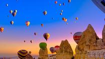 1-hour Hot Air Balloon Flight Over the Fairy Chimneys in Cappadocia, Urgup, Balloon Rides