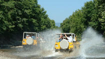 8-hour Jeep Safari and Ucansu Waterfalls Day Tour from Antalya w/Lunch, Antalya, Day Trips
