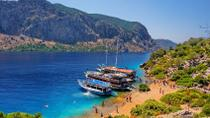 Aegean Islands Hisaronu All Inclusive Boat Trip from Marmaris, Marmaris, Day Cruises