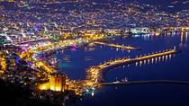 Alanya 3 Hour City Tour with Sunset Panaroma by Jeep, Alanya, Lunch Cruises