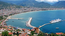 Alanya Sightseeing Tour from Side with 1-Hour Boat Trip and Lunch, Side, Sunset Cruises