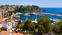 Antalya City Tour with Boat Trip and Duden Waterfalls, Antalya, Day Trips