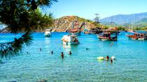 Boat Tour on the Beautiful Bays of Kemer and Phaselis with Lunch, Kemer, Day Cruises