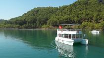 Cabrio Bus y Green Lake Catamaran Cruise from Side, Side, Day Trips
