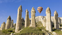 Cappadocia 2 Day Tour from Belek, Belek, Overnight Tours