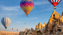 Cappadocia 2-Day Tour with Hot Air Balloon Ride, Istanbul, Balloon Rides