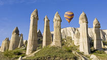 Cappadocia 3 Day Tour from Alanya, Alanya, Overnight Tours
