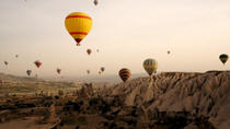 Cappadocia 3-Day Tour from Side, Side