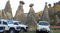 Cappadocia Half Day Jeep Safari with Lunch, Goreme, 4WD, ATV & Off-Road Tours